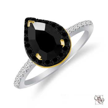 Black and White Diamond Collection at Thurber Jewelers