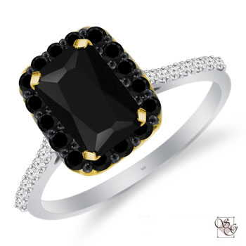 Black and White Diamond Collection at Stiles Jewelers