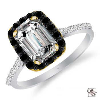 Black and White Diamond Collection at Gumer & Co Jewelry