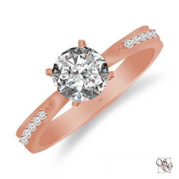 Engagement Rings - SRR118280-1