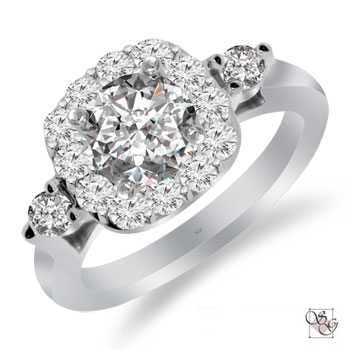 Engagement Rings - SRR118294-1
