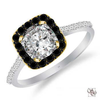 Black and White Diamond Collection at Sohn and McClure Jewelers