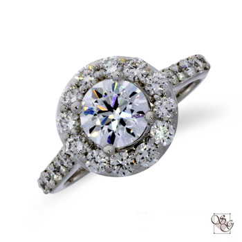 Engagement Rings at The Mobley Company Jewelers Inc