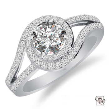 Engagement Rings at Sohn and McClure Jewelers