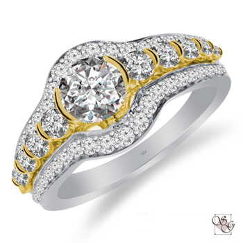 Classic Designs Jewelry - SRR119401-1