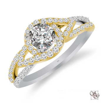 Engagement Rings - SRR119410-1