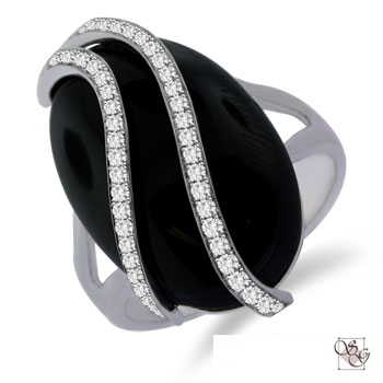Black and White Diamond Collection at The Gold and Silver Exchange