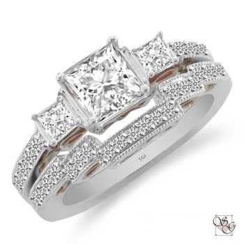 Three Stone Rings at Signature Diamonds Galleria