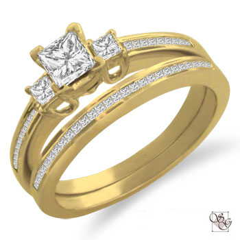 Talles Diamonds and Gold - SRR6215-2
