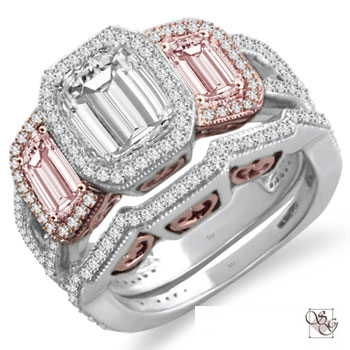 Three Stone Rings at Intrigue Jewelers