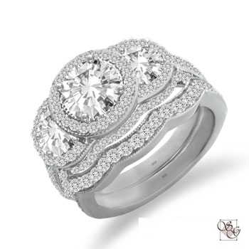 Classic Designs Jewelry - SRR6953-2