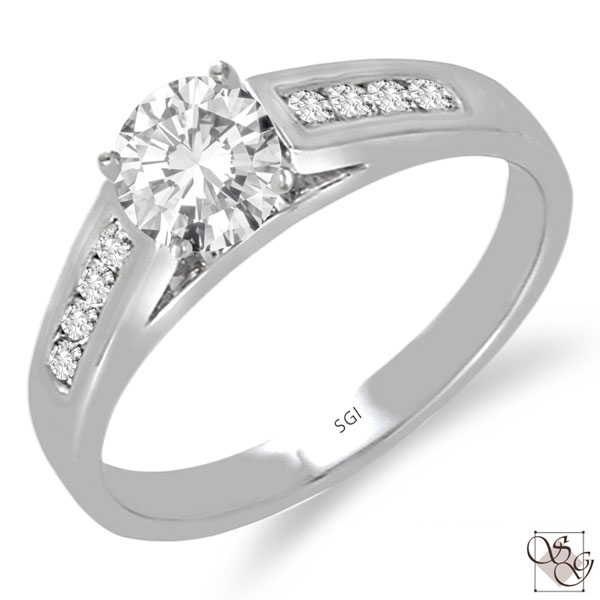 Engagement Rings at J. David Jewelry