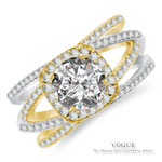 Star Gems (Vogue) - Search Jewelry - SRR117768-2
