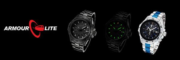 ArmourLite Watches