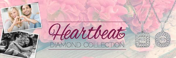 Heartbeat Diamond Collection
