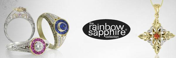 Rainbow Sapphire Collection