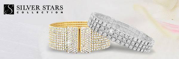 Silver Stars Bridal