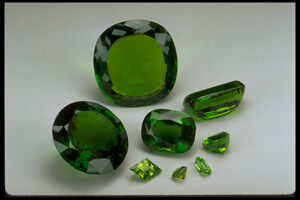 August Stone of the month Peridot or Sardonyx