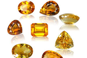 November Stone of the month Yellow Topaz or Citrine