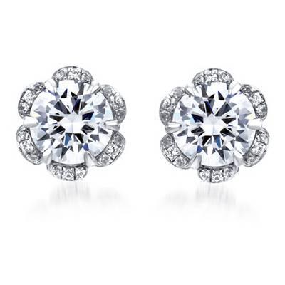 A Jaffe Jewelers - ER0833