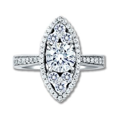 A Jaffe Jewelers - ME1632