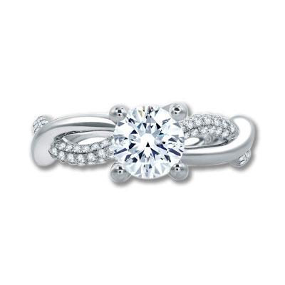 A Jaffe Jewelers - ME1761