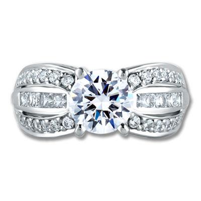 A Jaffe Jewelers - MES045-A