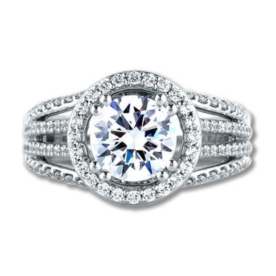 A Jaffe Jewelers - MES268-A