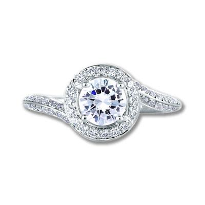 A Jaffe Jewelers - MES322-A