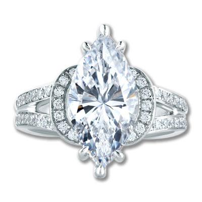 A Jaffe Jewelers - MES406-A