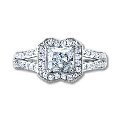 A Jaffe Jewelers - MES412-A