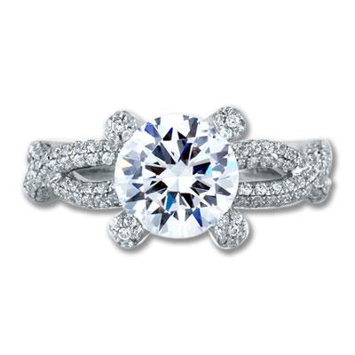 A Jaffe Jewelers - MES562-A
