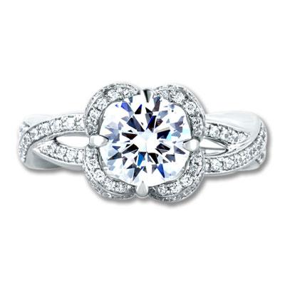 A Jaffe Jewelers - MES564-A
