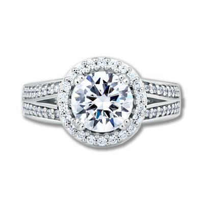 A Jaffe Jewelers - MES587