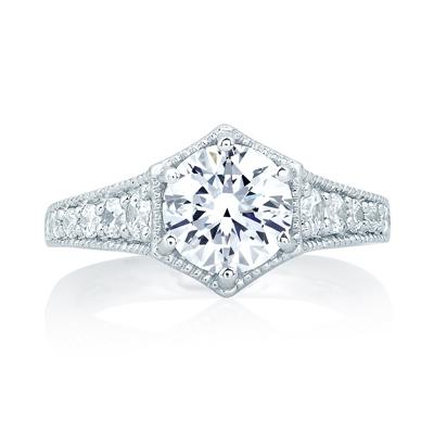 A Jaffe Jewelers - MES646