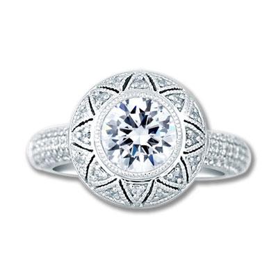 A Jaffe Jewelers - MES686