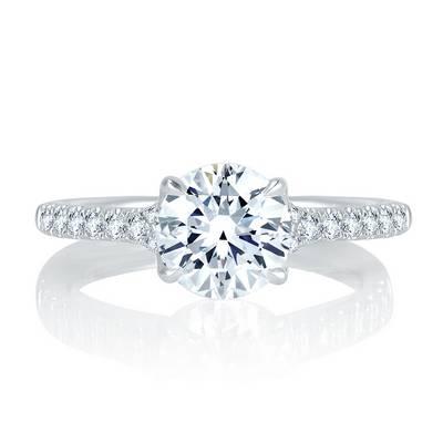 A Jaffe Jewelers - MES742QB