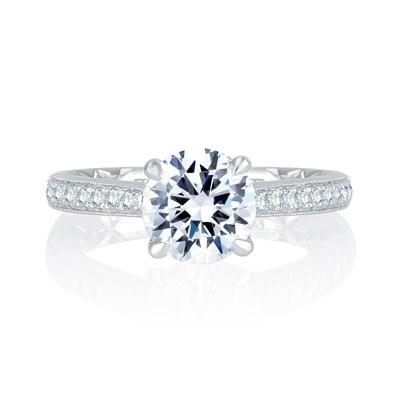 A Jaffe Jewelers - MES743Q