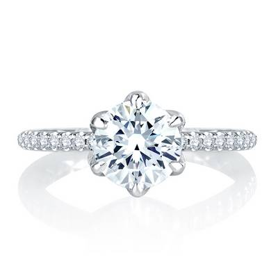 A Jaffe Jewelers - MES767Q