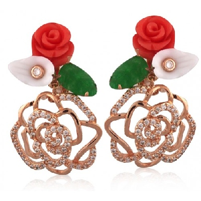 Angelique de Paris - Bouquet-earring