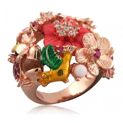 Angelique de Paris - follies-ring