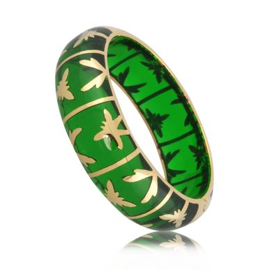 Angelique de Paris - palmetto-gold-bracelet