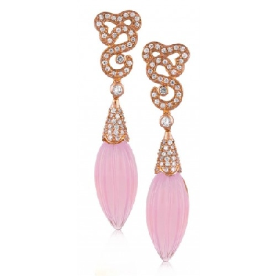 Angelique de Paris - paradiso-earring