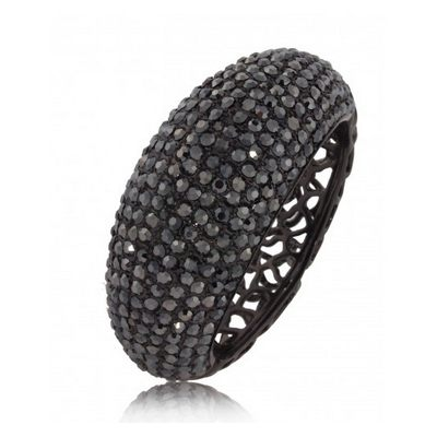 Angelique de Paris - pave-dome-bracelet