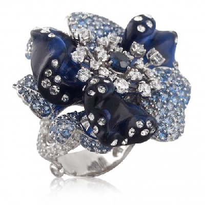 Angelique de Paris - petillant-ring