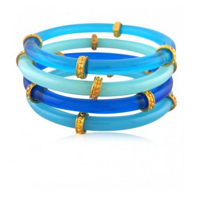 Angelique de Paris - set-of-four-bamboo-bangles
