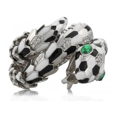 Angelique de Paris - tripleserpentbracelet