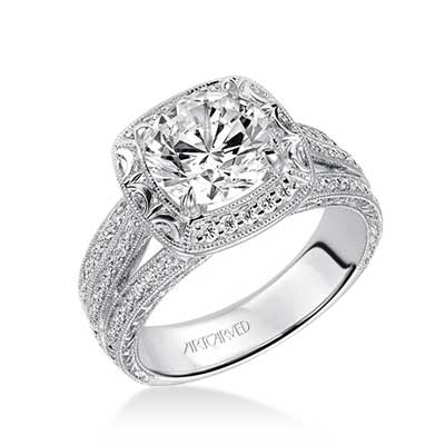 ARTCARVED BRIDAL-31-V521HRW