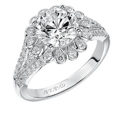 ArtCarved Bridal - 31-V540HRW