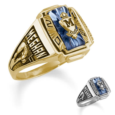 jewelry jostens high class school rings